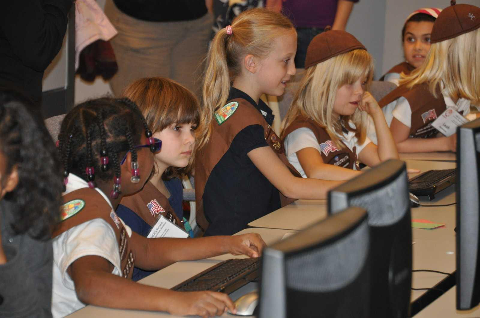 Girl Scouts Will Be Able To Earn Cybersecurity Badges | cybersecurity