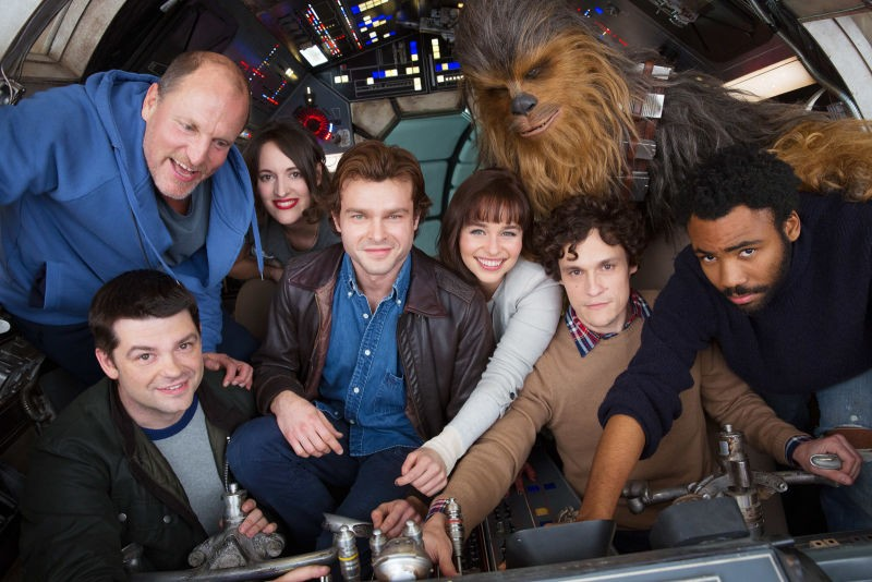 Upcoming 'Star Wars' Han Solo Movie Loses Its Directors  | Han Solo Movie