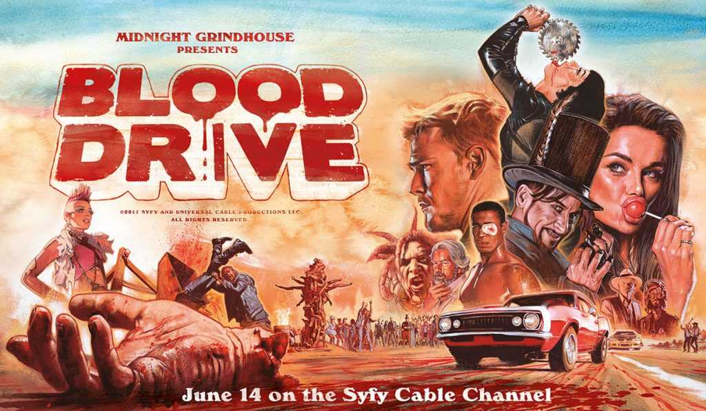 We Need To Talk About 'Blood Drive' | Blood Drive