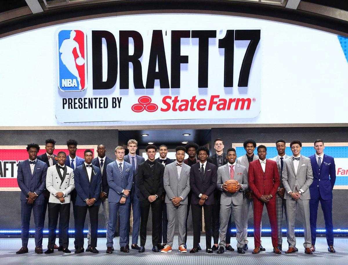 2017 NBA Draft Lottery Results | 2017 NBA draft