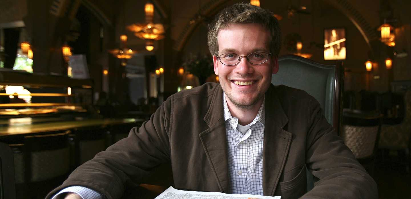 John Green Announces New Book, 'Turtles All The Way Down' | John Green