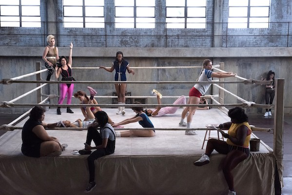 All The Real Girls: GLOW A Wild, Raucous Summer Delight  | GLOW