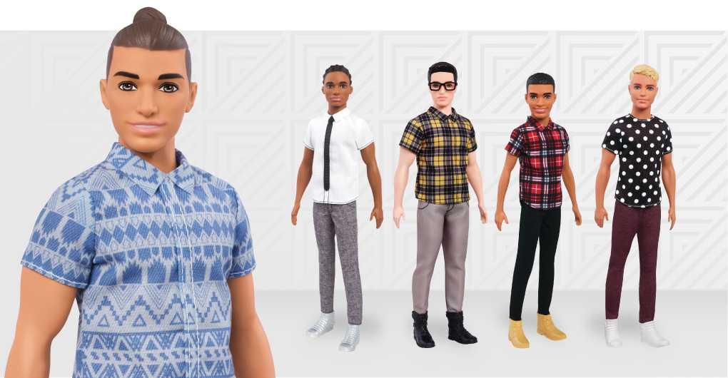Mattel Releases Barbie's Next Gen Ken  | Mattel