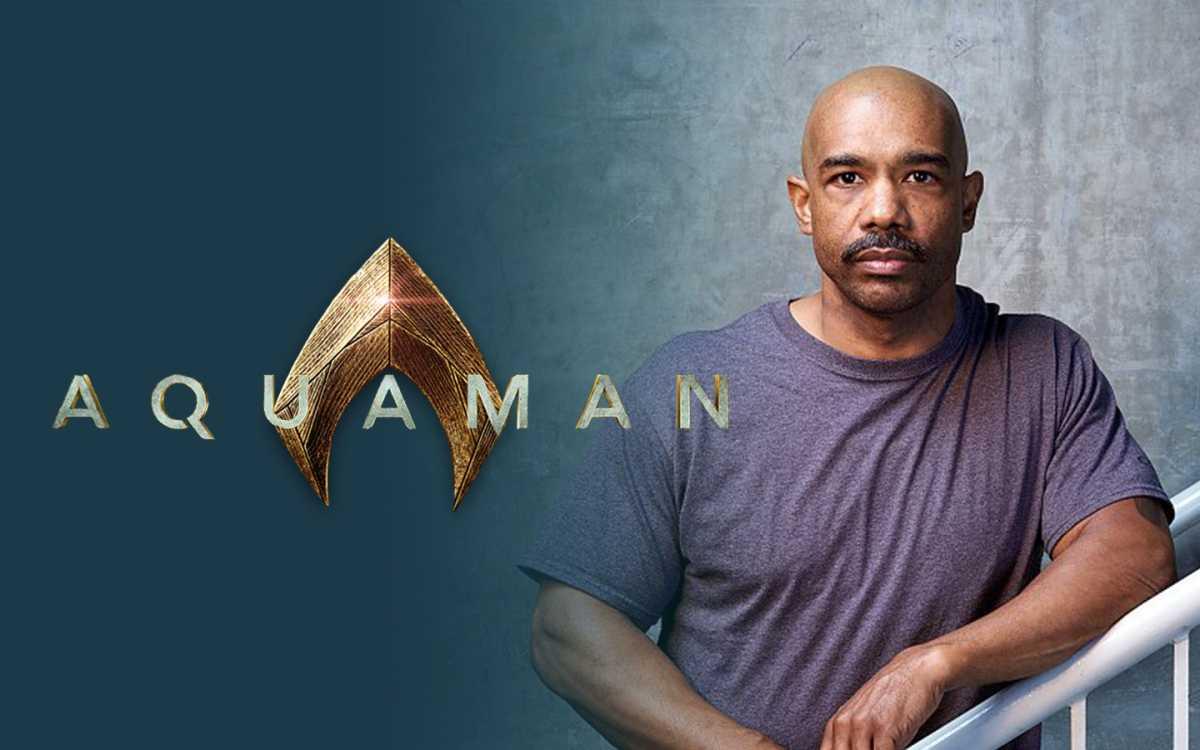 Michael Beach Joins Warner Brothers' Aquaman   beach