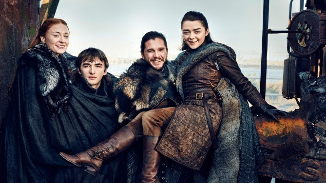 Data Ranks 'Game Of Thrones' Characters By Importance | game of thrones