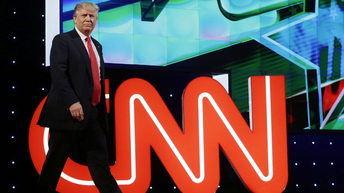 CNN Journalists Resign Due To Retracted Trump Story | trump