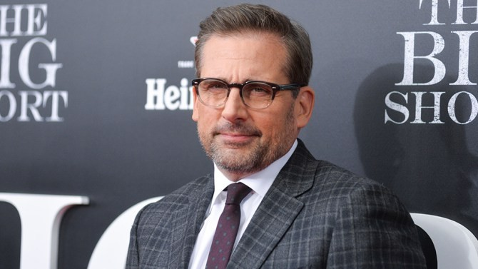 Steve Carell Has Debuted A New Look And Twitter Can't Handle It | Steve Carell