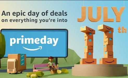 Amazon Offers Member Deals On Prime Day | Prime Day