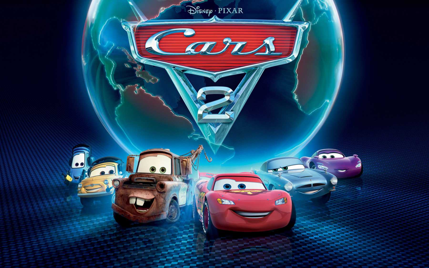 Quick Thoughts About Underrated Movies: Disney/PIXAR's Cars 2 | Cars 2