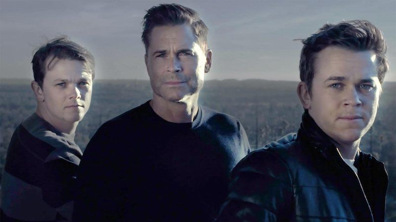 Rob Lowe Sees Bigfoot While Filming New Show | Bigfoot