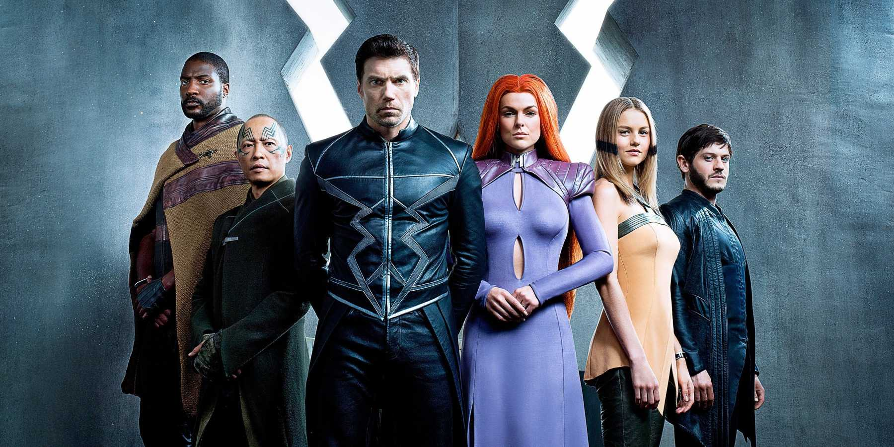 The Trailer For ABC/Marvel's Inhumans Is Released | Inhumans Trailer