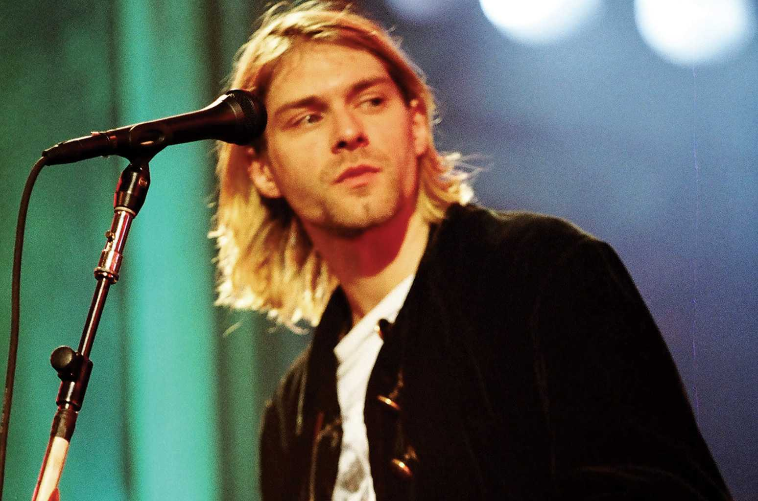 Seattle Art Fair To Display Kurt Cobain Paintings, Notebooks | Cobain