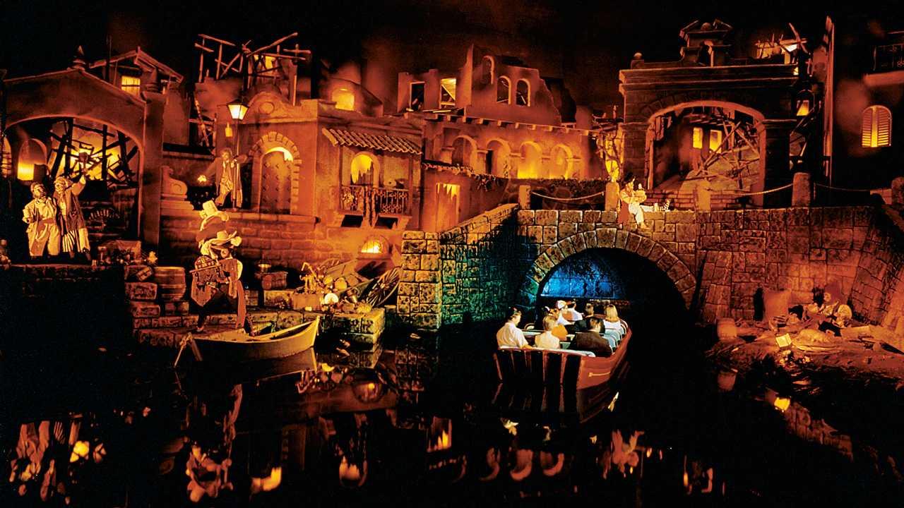 Disneyland Updating 'Pirates Of The Caribbean' Ride   Pirates Of The Caribbean