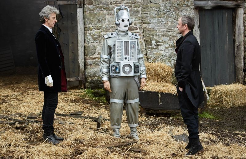 Doctor Who: 10x12, The Doctor Falls | Doctor Falls