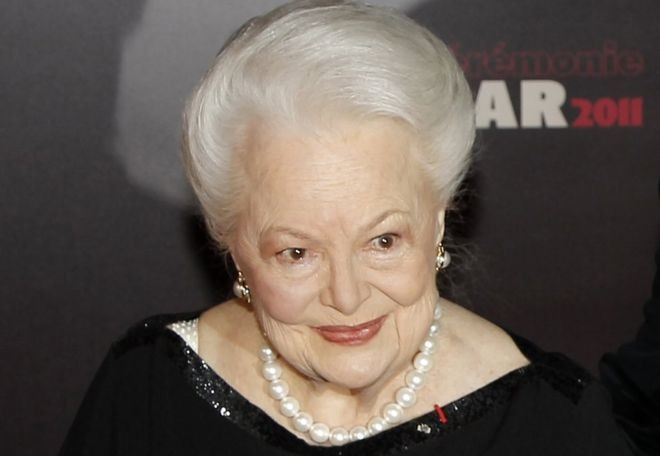 Olivia de Havilland To FX: I'll See You In Court | Olivia de Havilland