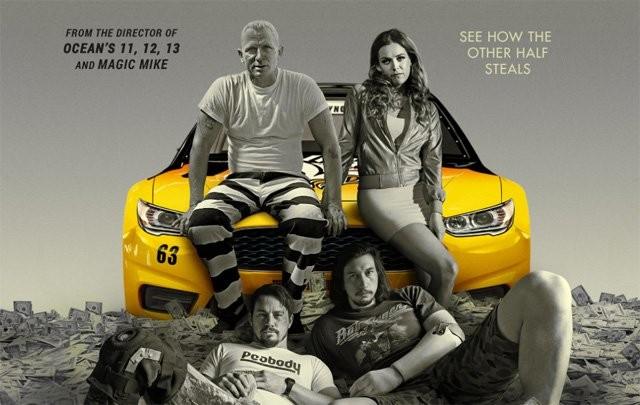 Logan Lucky Trailer Talk | Logan Lucky