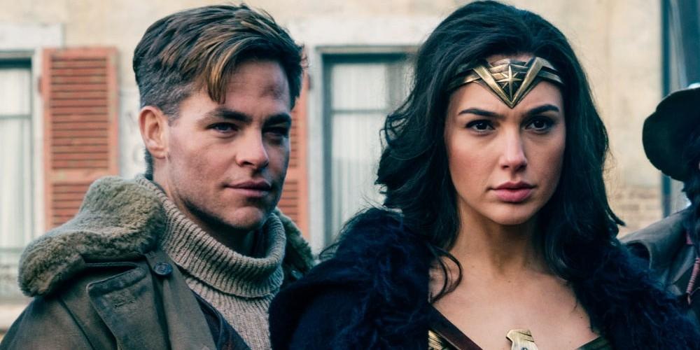 Chris Pine May Return in Wonder Woman 2 | chris pine