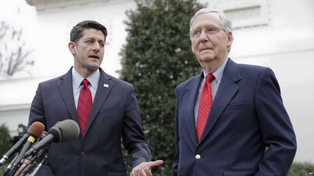 Mitch McConnell Extends Senate Recess To Work On Health Care Bill | senate