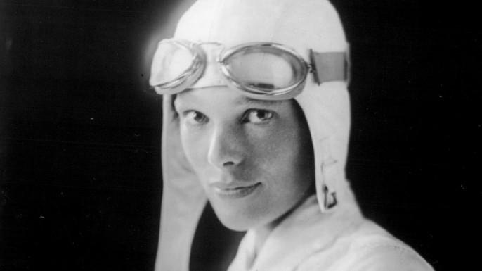 Photo Emerges Showing Amelia Earhart Alive After Crash | Earhart