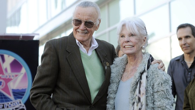 Joan Lee Passes Away At 95   lee
