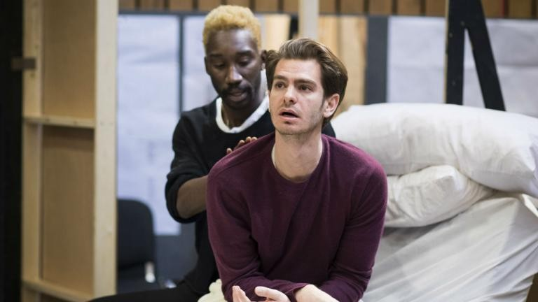 Andrew Garfield: 'I Am A Gay Man Right Now Just Without The Physical Act' | garfield