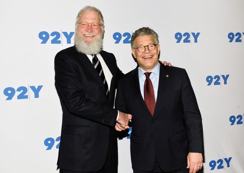 Sen. Al Franken & David Letterman Take On Climate Change For Funny Or Die | Funny or Die