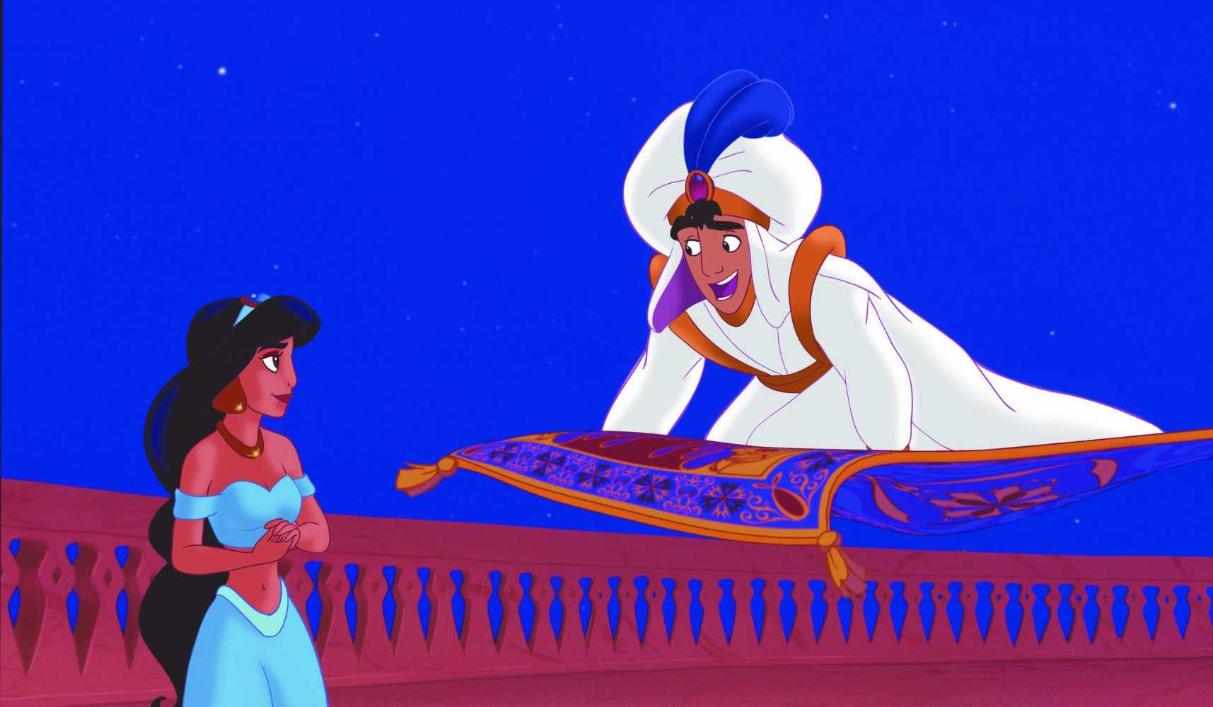 Disney's Live Action Aladdin Finally Finds Its Lead Stars   aladdin