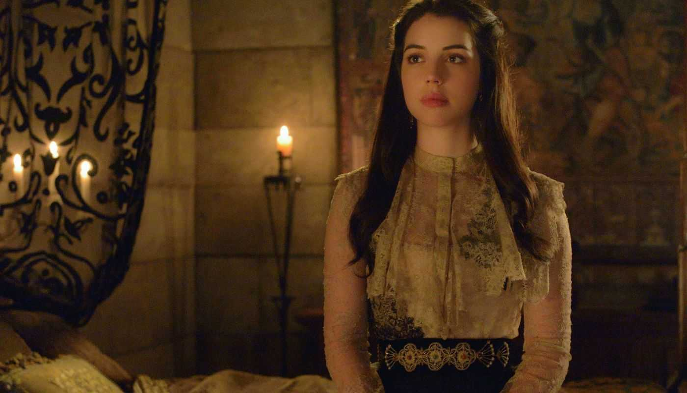 Reign Star Adelaide Kane Joins Once Upon A Time Season 7 Reset | kane