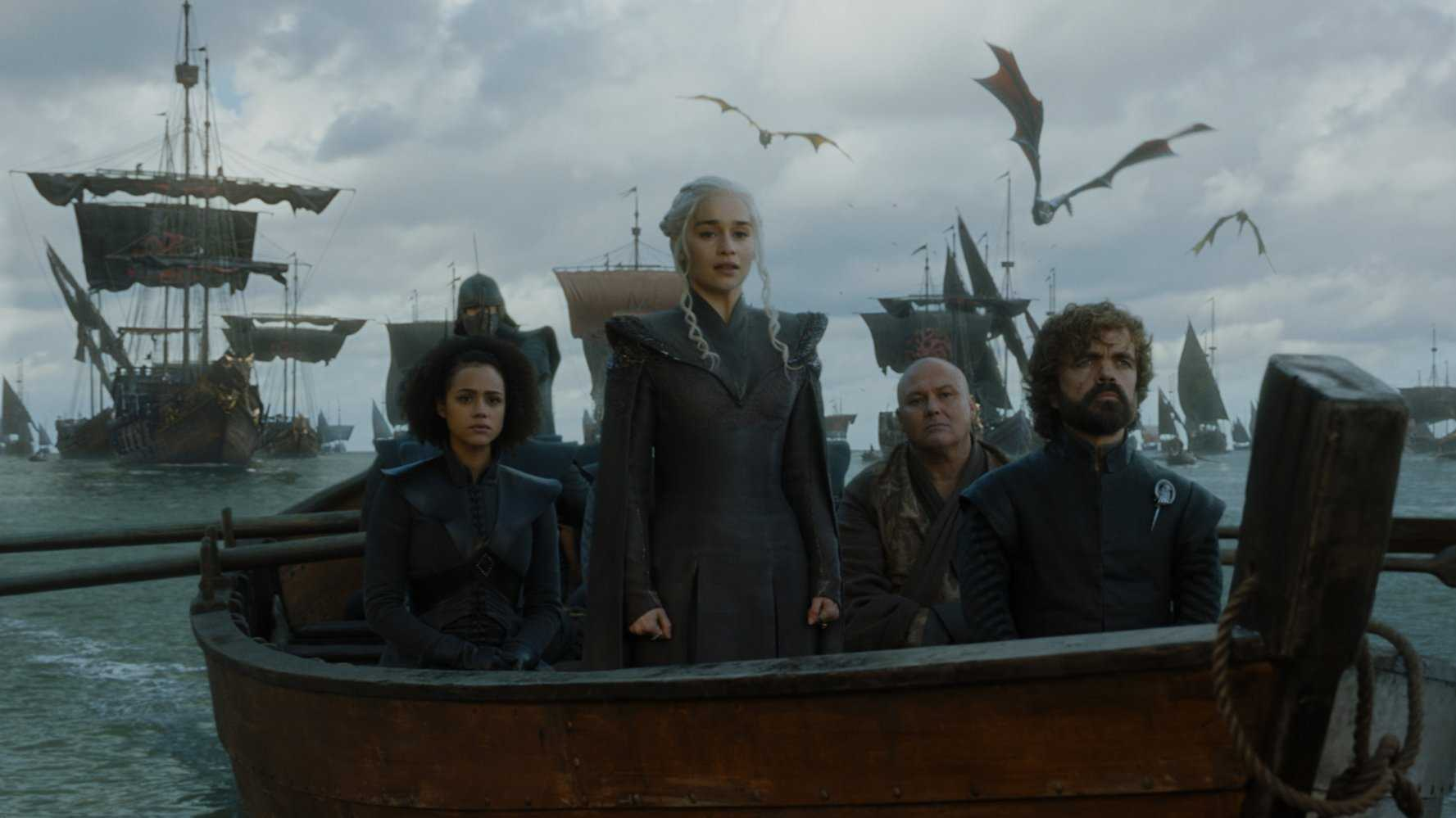 Game Of Thrones: 07x01, Dragonstone | Dragonstone