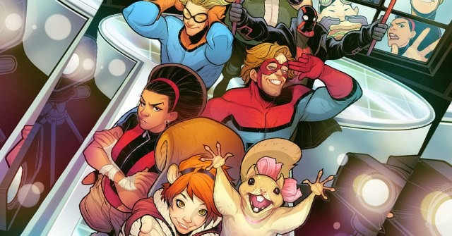 Squirrel Girl And Other New Warriors Cast Members Announced | Squirrel Girl