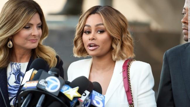 Blac Chyna Granted Restraining Order Against Rob Kardashian   Blac Chyna