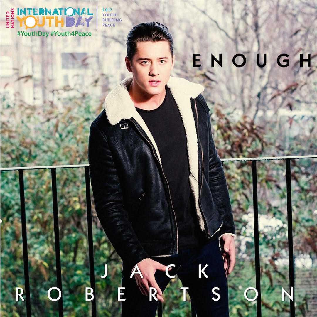 Jack Robertson Premieres 'Enough' Lyric Video  | Jack Robertson