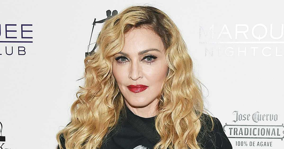 Madonna's Personal Items Halted At Auction   | Madonna