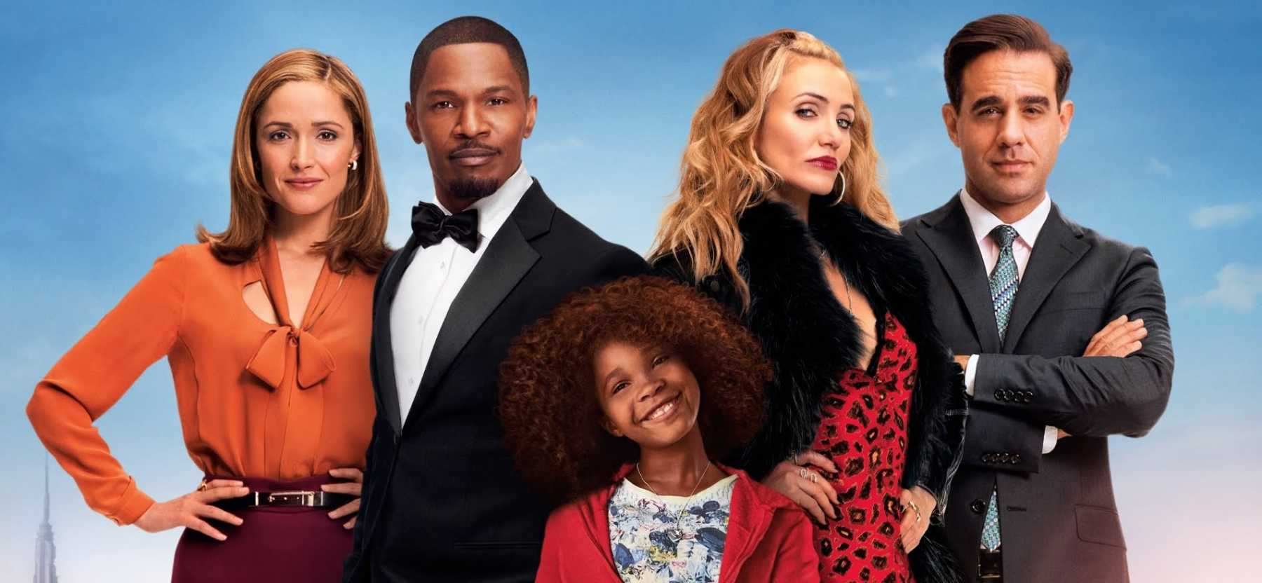 Quick Thoughts About Underrated Movies: Annie (2014) | Annie (2014)