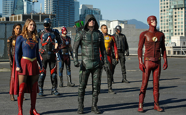 Watch The Arrowverse Trailers From SDCC17   Arrowverse Trailers