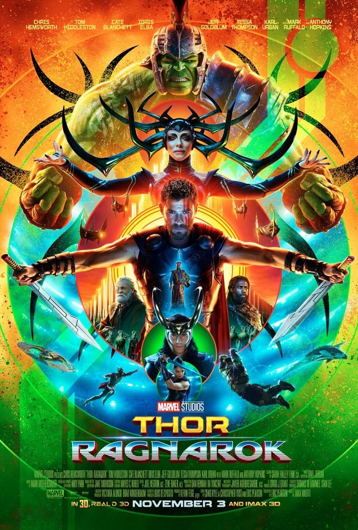 SDCC Gifted The World A Full Length Trailer For 'Thor: Ragnarok' | Ragnarok