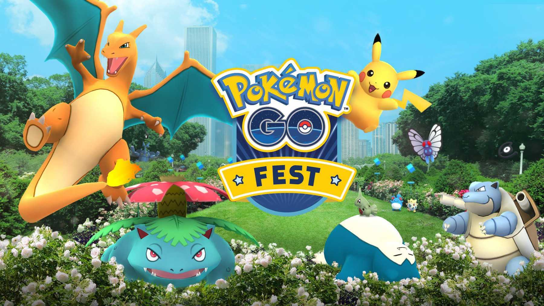 Pokemon GO Fest In Chicago Goes Awry | pokemon
