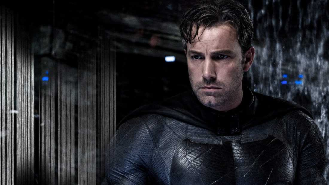 Ben Affleck Discusses Future As Batman At SDCC | Ben Affleck