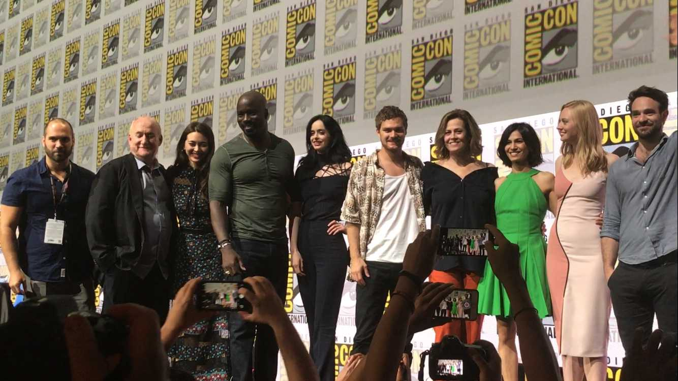 The Defenders Premieres At SDCC And It's Essential Viewing (Review) | the defenders