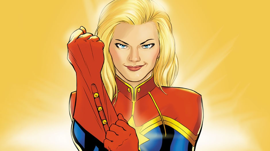 'Captain Marvel' To Take Place In The 90s | Captain Marvel