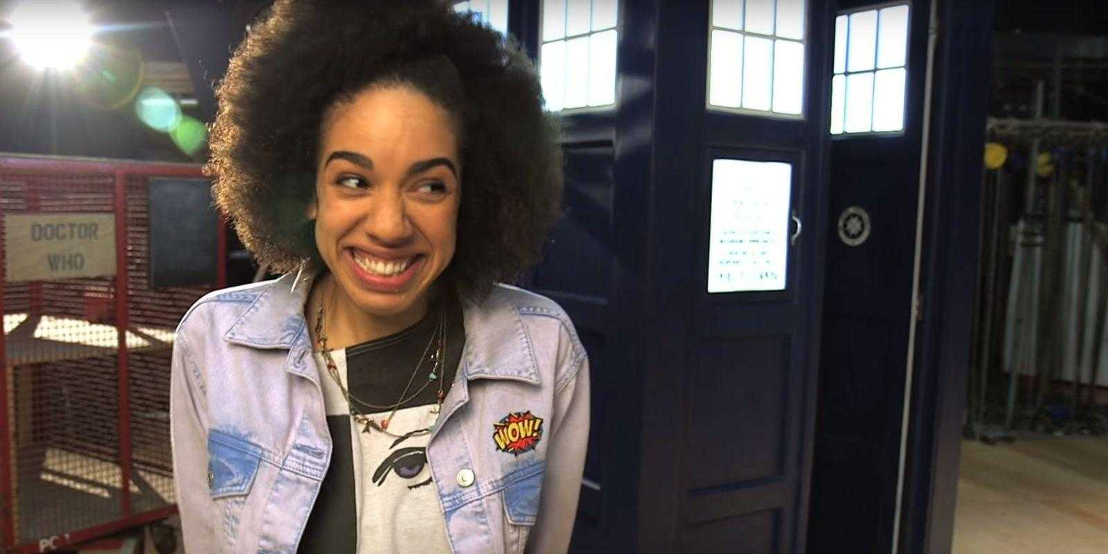 Pearl Mackie Trolls Donald Trump In Doctor Who Episode | doctor