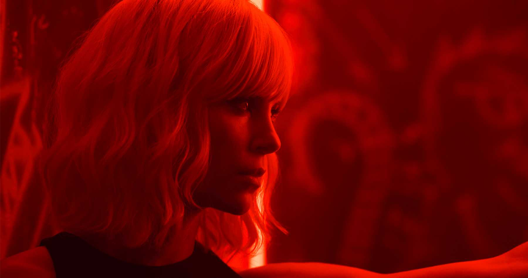 'Atomic Blonde' Claims Theron As Action's Leading Lady | Atomic Blonde
