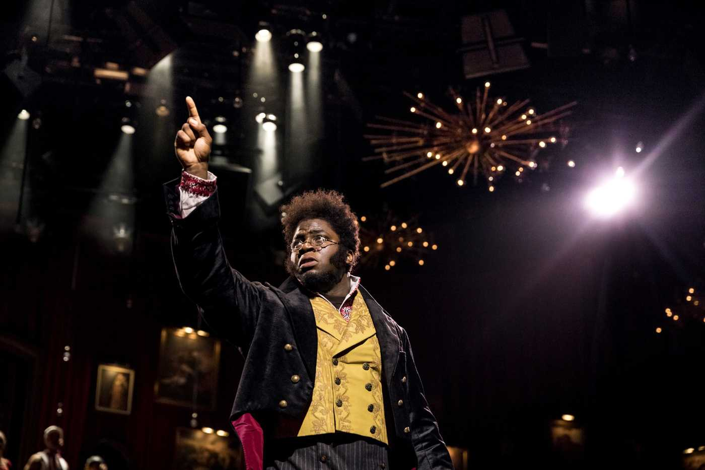 All The Drama Regarding Broadway's 'The Great Comet Of 1812' | Great Comet