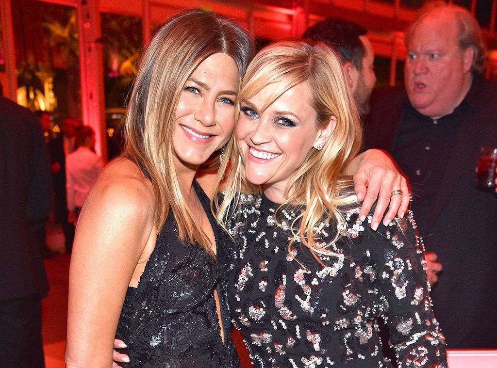 Jennifer Aniston & Reese Witherspoon Teaming Up For A New TV Series   Jennifer Aniston