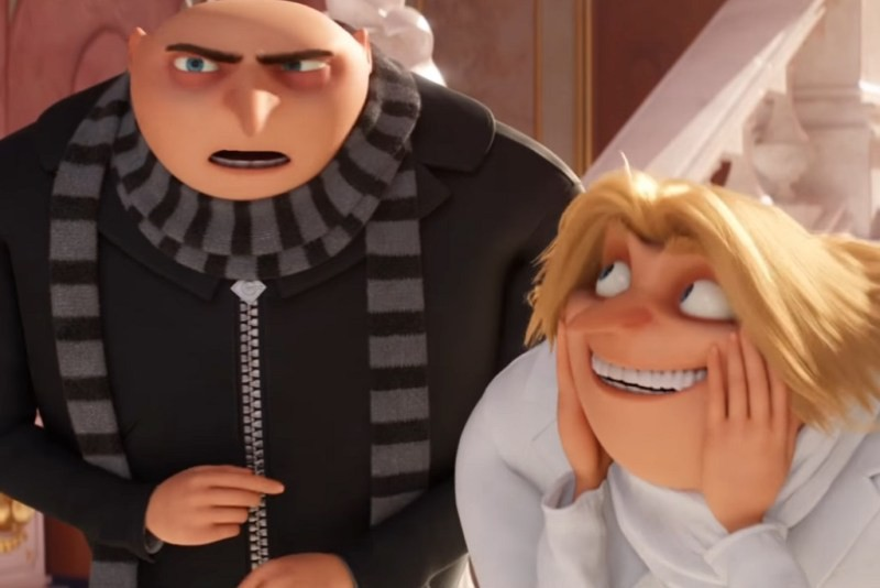 An In-Depth Look At Despicable Me 3   Despicable Me 3