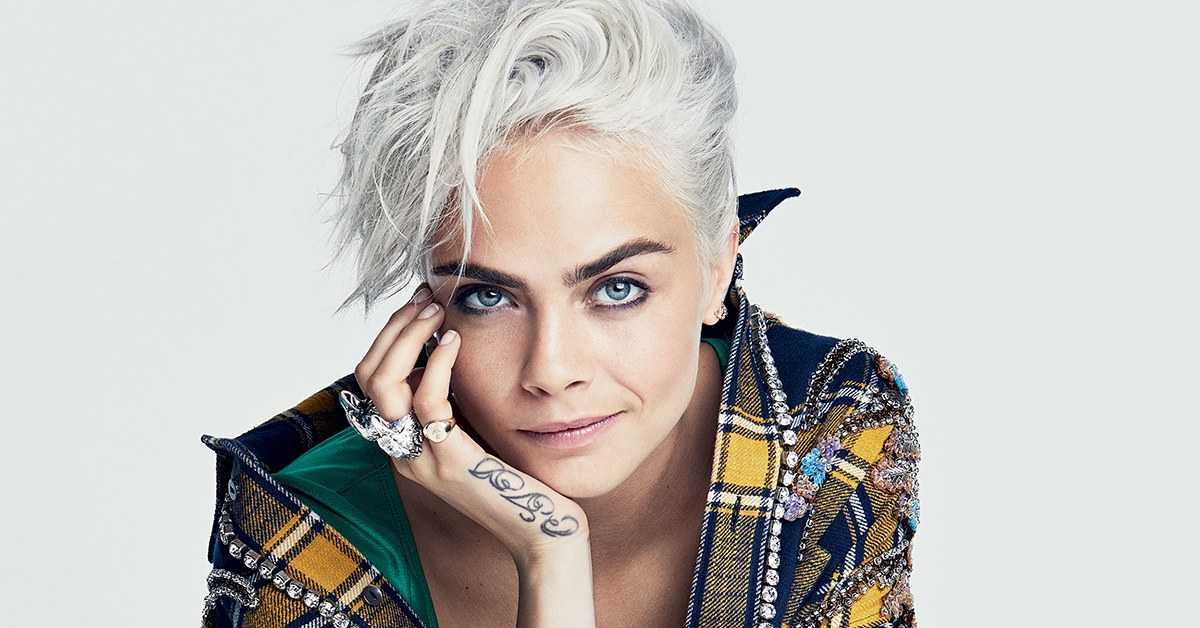 Cara Delevingne Is Entering The Music Industry | Cara Delevingne