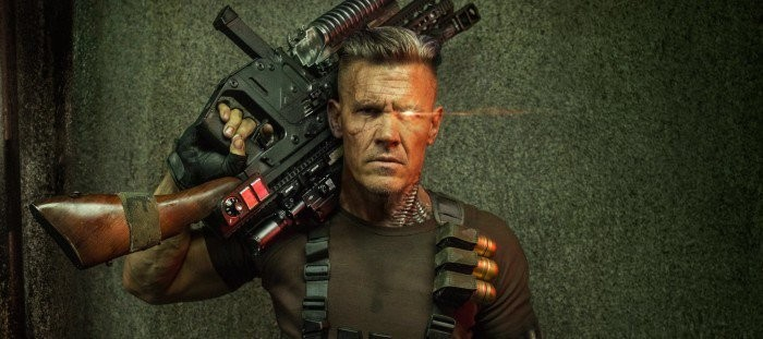 Ryan Reynolds Shares First Look At 'Deadpool 2' Cable | deadpool 2