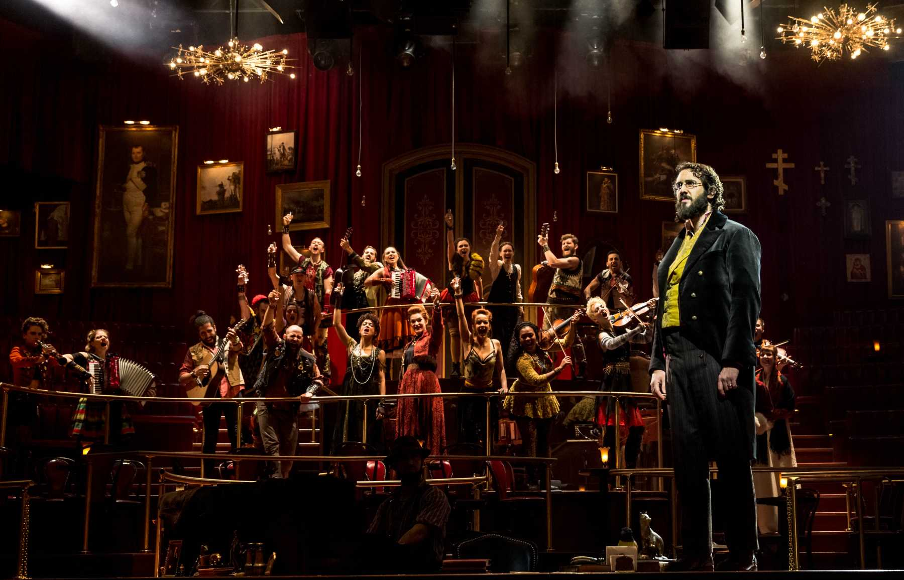 'Natasha, Pierre & The Great Comet Of 1812' Sets September Closing Date, Following Controversy | Great Comet