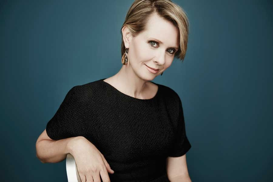 Cynthia Nixon Running For Governor Of New York? | Cynthia Nixon
