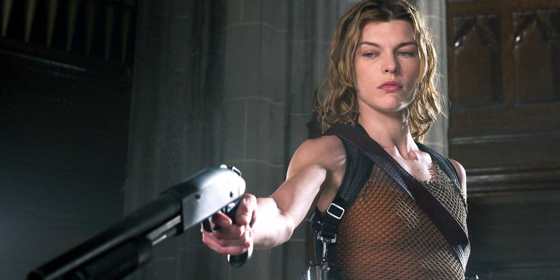 Milla Jovovich Joins Hellboy Cast | Milla Jovovich
